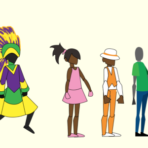 2D Character Pieces