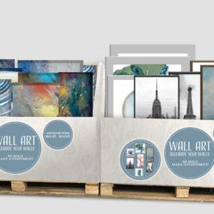 Art Store Display
