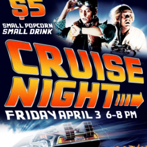 Cruise Night – Facebook Theater Promo