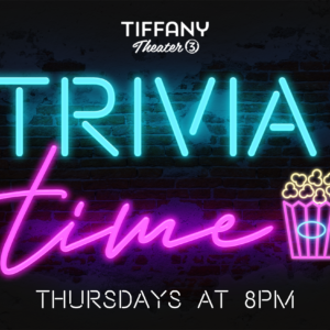 Trivia Time – Theater Facebook Promo